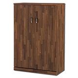 【顛覆設計】莎莉和風柚木色3尺鞋櫃