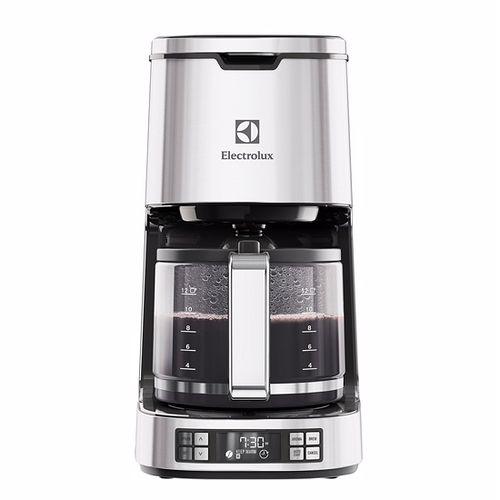 加贈磨豆機 ECG3003S【Electrolux 伊萊克斯】 設計家系列 美式咖啡機 (ECM7814S)