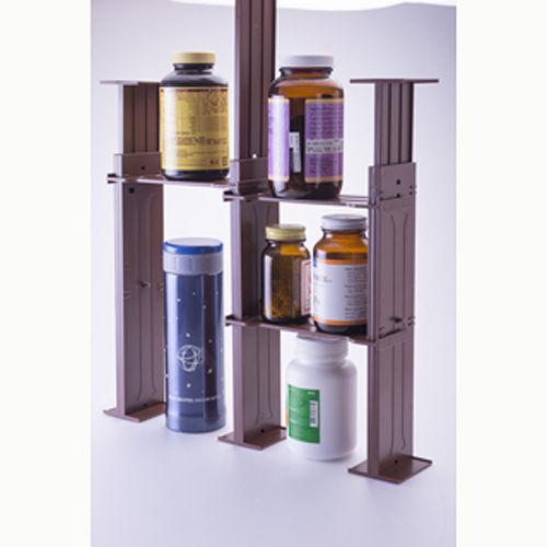 【Osun】獨家專利商品,多功能百變伸縮隔板(10大16小)