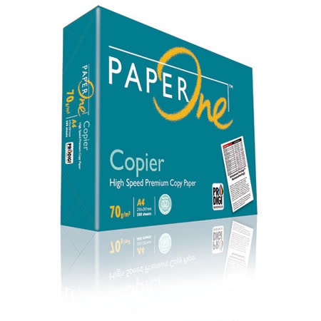 PAPER ONE A4影印紙5包/箱