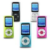 B1822四代蘋果 插卡式1.8吋彩色螢幕 MP4隨身聽(加16G記憶卡)(送三大好禮)