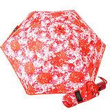 COACH 彩色渲染晴雨傘(紅)