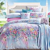 Lily Royal-夢綺-雙人八件式天絲兩用被床罩組