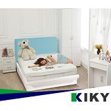 【KIKY】靚麗漾彩-雙人(床頭片+掀床)5尺床組~5色可選~*