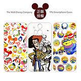 迪士尼授權正版 Disney HTC One M8 透明彩繪軟式保護殼 手機殼(玩具總動員/米奇款)