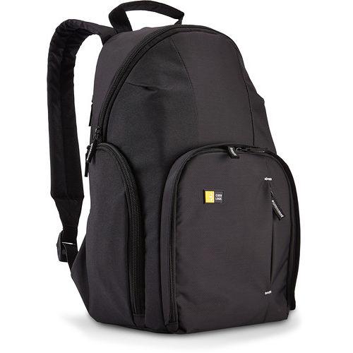 美國 Case Logic DSLR 微型單眼+iPad平板輕巧型雙肩背包TBC-411