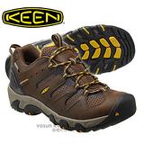 【美國 KEEN 】男款 KOVEN WP 專業健行登山鞋 1011543 咖啡