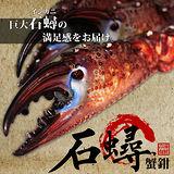 【台北濱江】超大尺寸石蟳蟹鉗2包(500g/包)