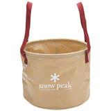 日本 Snow Peak 月光軟式水桶-25L (Jumbo Camping Bucket) FP-150