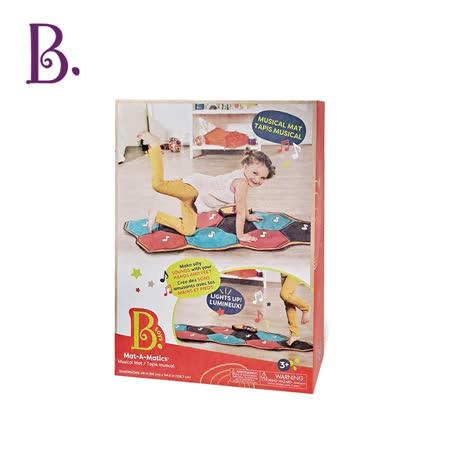 美國B.Toys感統玩具 音樂磚跳舞墊