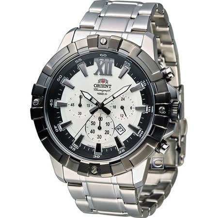 ORIENT 東方先鋒巨石典藏腕錶 FTW03002W