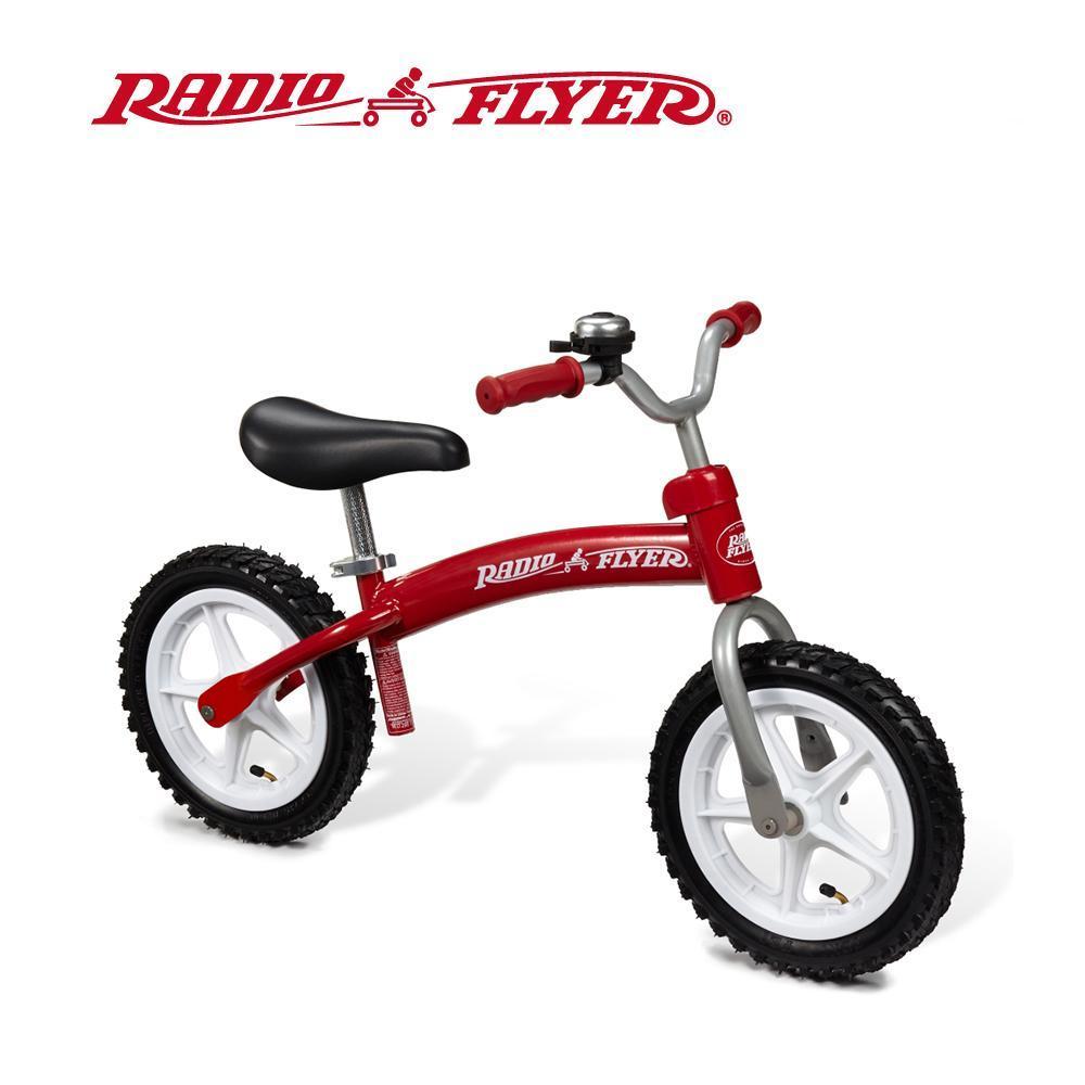 美國【RadioFlyer】領航者平衡車(打氣胎)#803X型