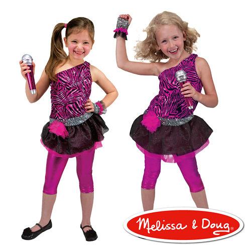 美國瑪莉莎 Melissa & Doug 搖滾巨星遊戲組