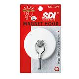 【SDI 手牌】0293C 超級強力磁鐵掛勾 (大)