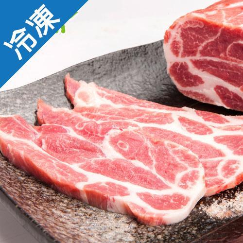 巧活梅花烤肉片450G/包