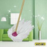 【VICTORY】易潔吸水布圓型拖把(適用於小面積好使用)