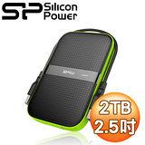 Silicon Power 廣穎 Armor A60 2TB 2.5吋 USB3.0 行動硬碟