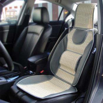 亞克 高級竹編護腰椅墊 《免運》 汽車頭枕|腰靠|坐墊