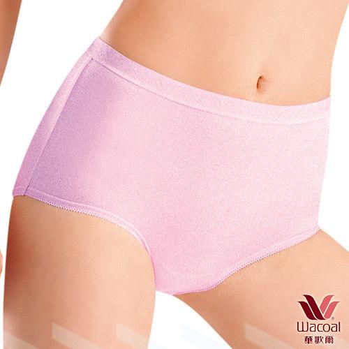 【華歌爾】新伴蒂系列 M-LL中腰舒適小褲(淺粉紅)