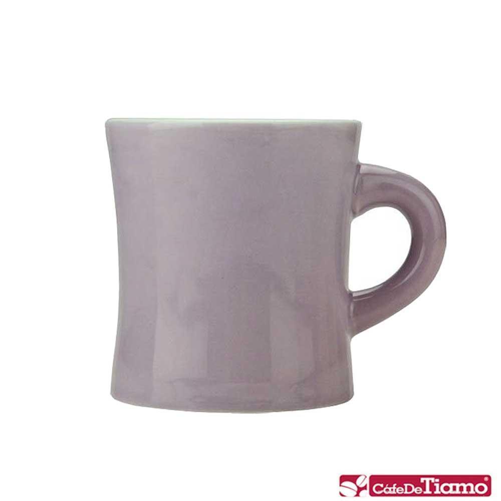 Tiamo 10號陶瓷馬克杯-300cc-紫羅蘭 (HG0857MP)