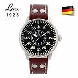 朗坤LACO 飛行機械錶 德國手錶男士自動機械表 861690