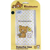 Rilakkuma 拉拉熊/懶懶熊 Apple iPhone 6 (4.7吋) 彩繪透明保護軟套-點點好朋友