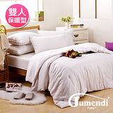 【Jumendi-溫柔宣言】鑽石級雙人手工純長纖蠶絲被3kg