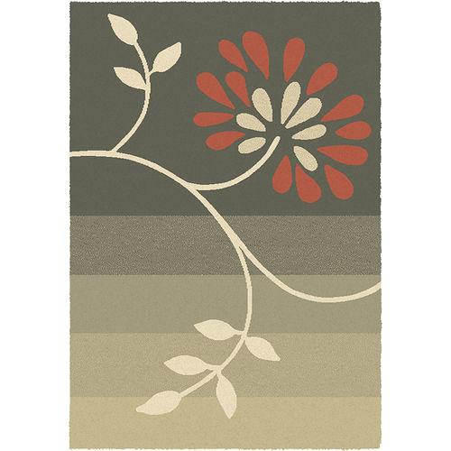 【范登伯格】巴恩-美式鄉村點綴自然亮麗仿羊毛進口地毯-160X230cm
