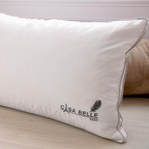 法國Casa Belle《頂級北歐 98/2 羽絨天絲枕》一入