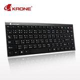 KRONE 方塊手 87KEY 迷你鍵盤 (USB/PS2雙介面)