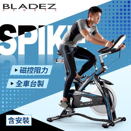 BLADEZ  951-SPIKE 雙合金磁控飛輪車