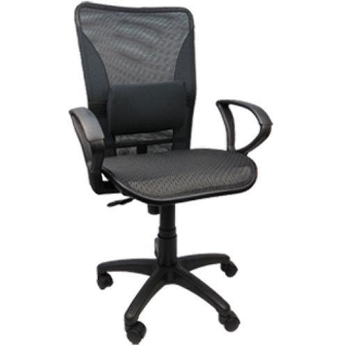 《邏爵辦公家具》多彩實用護腰網布涼爽椅/辦公椅/電腦椅4色