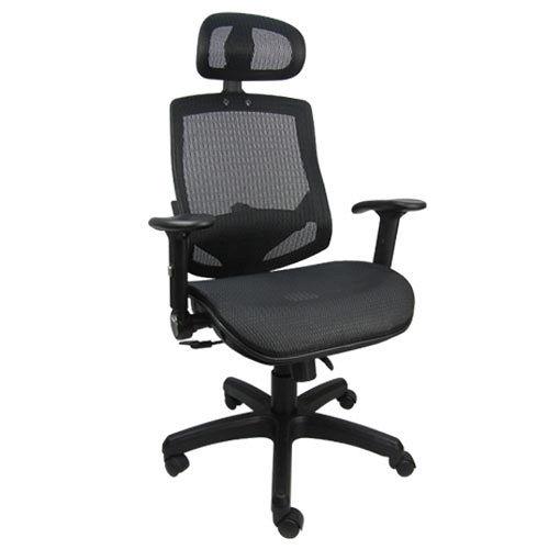 《邏爵辦公家具》神奇傑克護腰可調全網辦公椅