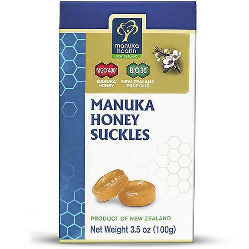紐西蘭Manuka Health 蜂膠蜂蜜潤喉糖100g