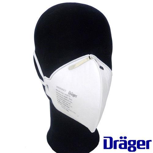 德國Drager 低抗阻高防護世界頂級N95 口罩 X-plore 1750