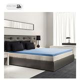 § Koala Bed § 日本大和防蹣抗菌床套竹炭記憶床墊︱彈力支撐/全平面/8cm厚/標準雙人/寬5尺