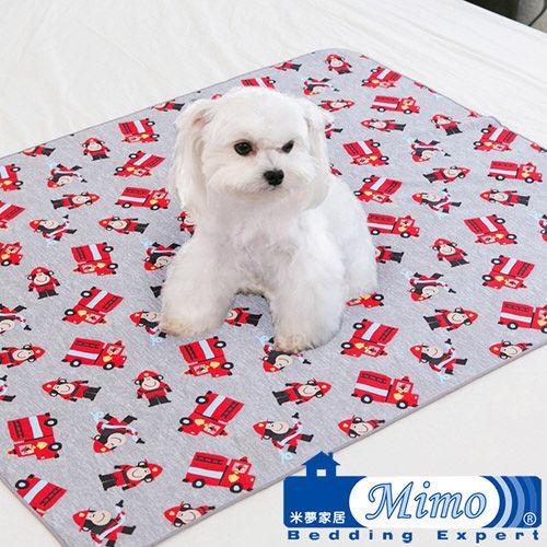 【米夢家居】台灣製造-全方位超防水止滑保潔墊/寵物墊(75x90cm)-四色任選