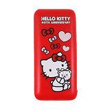 【MOIN】HELLO KITTY行動電源5200mAh(40周年紀念版)