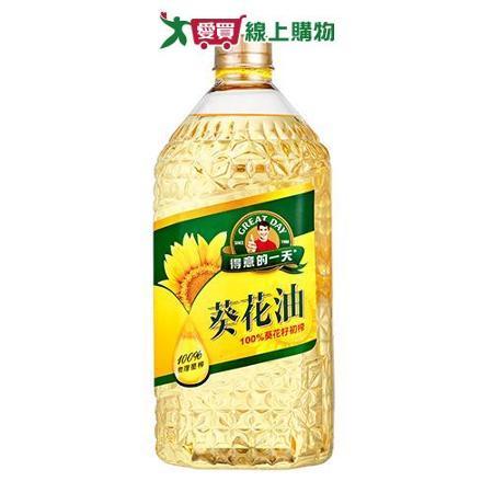 得意一天青春三元素葵花油 3.5L