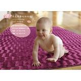 【范登伯格】彩柔紫柔折疊毯觸感柔軟摺疊好收納進口地毯-150x200cm