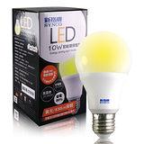 新格牌 廣角型LED省電燈泡-黃光(10W)