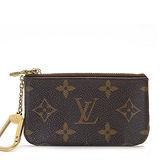 Louis Vuitton LV M62650 經典花紋小型方型鑰匙零錢包 預購