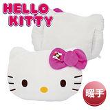三麗鷗正版授權 Hello Kitty 大型暖手枕 大抱枕 倚靠枕 58*44.5cm