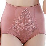 【思薇爾】柔塑曲線系列高腰短筒中重機能束褲(薔薇木)