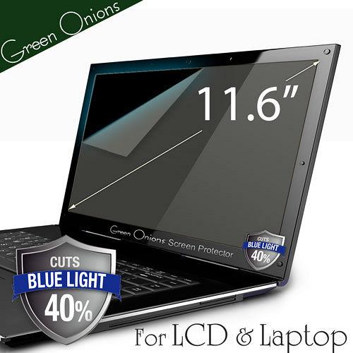 美國Green Onions LCD液晶螢幕 筆電11.6吋抗藍光保護貼