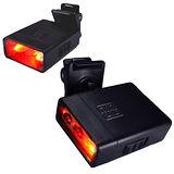 WalkBox迷你夾式3LED高亮度閃爍紅光警示燈