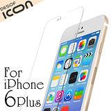 DESOF iCON iPhone6 Plus 5.5吋9H超薄鋼化玻璃保護貼