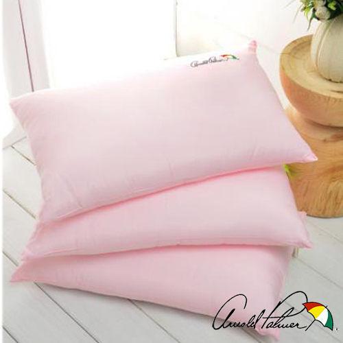 【Arnold Palmer雨傘牌】天絲羊毛保暖枕2入