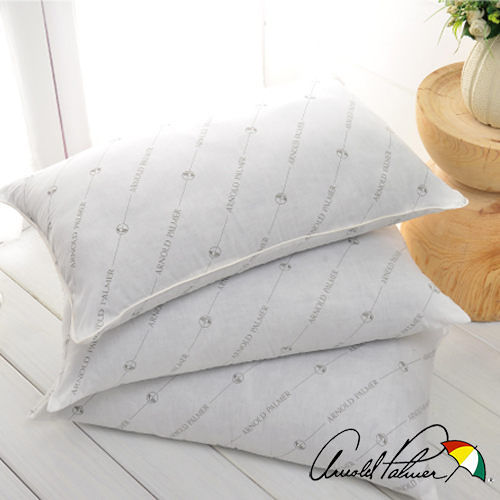 【Arnold Palmer雨傘牌】蓄溫保溫竹炭枕1入