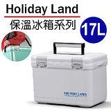 日本伸和假期冰桶-白-17L